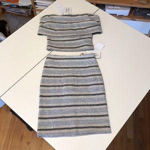 NEW Stunning 2 Piece Off Shoulder Skirt Set 2